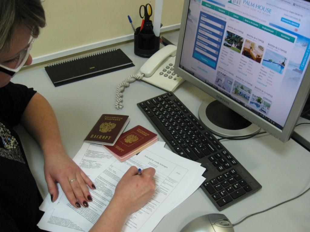 Получение визы при покупке недвижимости в испании